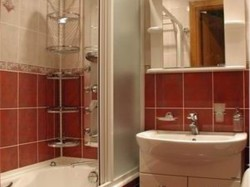 дизайн ванной комнаты 3 кв м фото