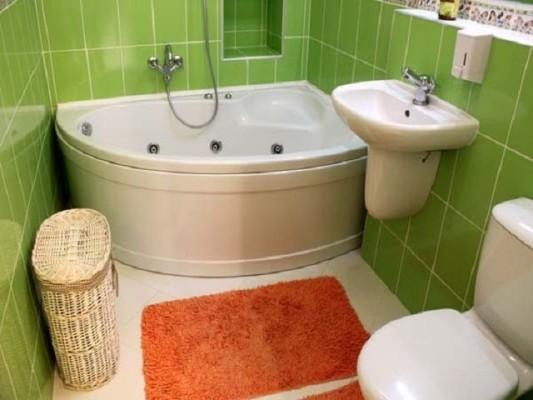дизайн ванной комнаты фото 4 кв м
