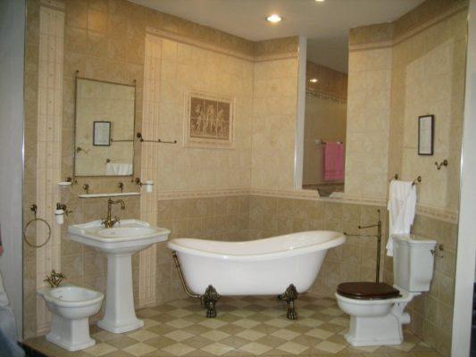 ванная комната 5 кв м санузел совмещенный