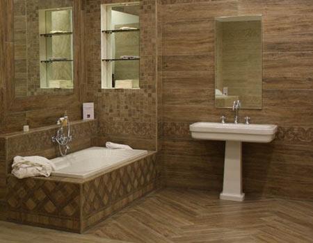 обои влагостойкие для ванной