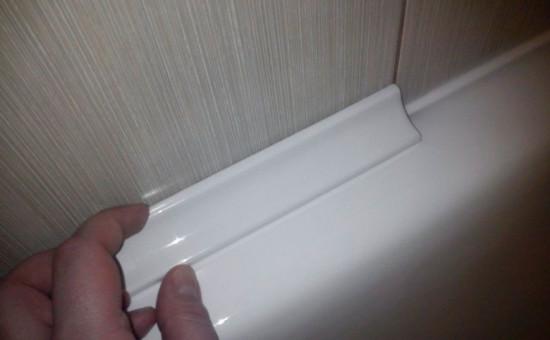 плитка бордюр для ванны