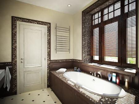 мебель для ванной комнаты арт деко