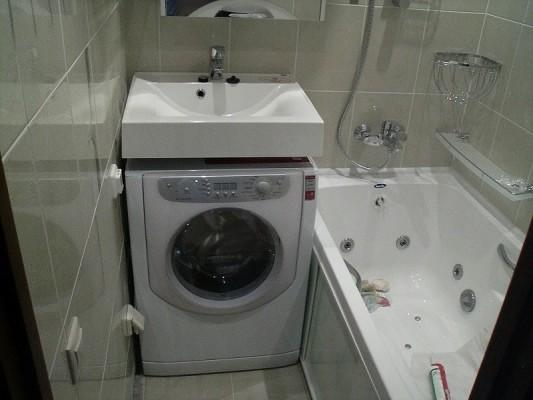 стиральная машина с раковиной в комплекте