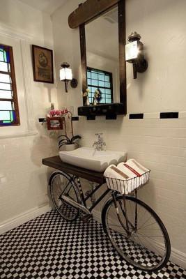 ретро смесители для ванной