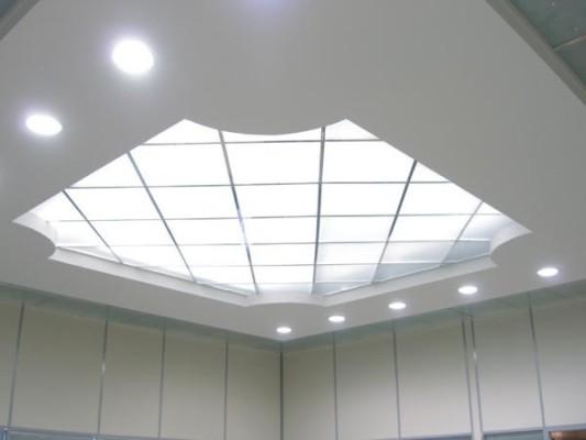 подвесные потолки фото для кухни