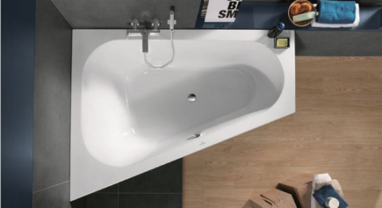 угловые ванные размеры и цены