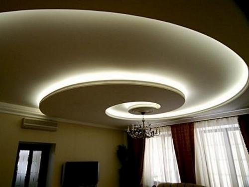 светодиодная лента для подсветки потолков