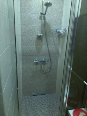 душевая стойка с тропическим душем