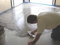 как положить плитку на пол