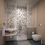 Недорогой ремонт в ванной комнате