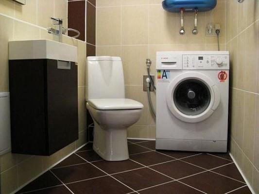 дизайн малогабаритной ванной комнаты