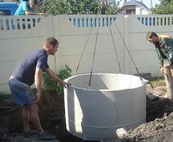 Делаем канализацию для дачи своими руками