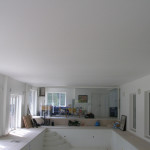 натяжной потолок цена за м2 с работой