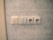 свет в ванную комнату