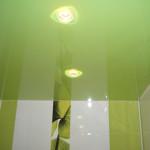 натяжной потолок в ванной комнате отзывы