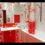 дизайн ванной комнаты фото плитка