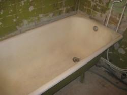 краска для ванны чугунной