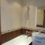 малый размер ванной комнаты