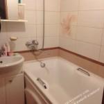 интерьер маленьких ванных комнат