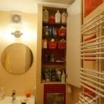 интерьеры ванной комнаты маленького размера