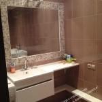 интерьер маленьких ванных