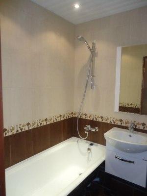 хрущевка - ванная комната