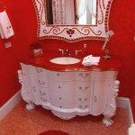 красные ванны