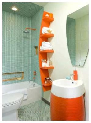 совмещенные ванна и туалет дизайн