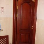 раздвижная дверь в ванную комнату