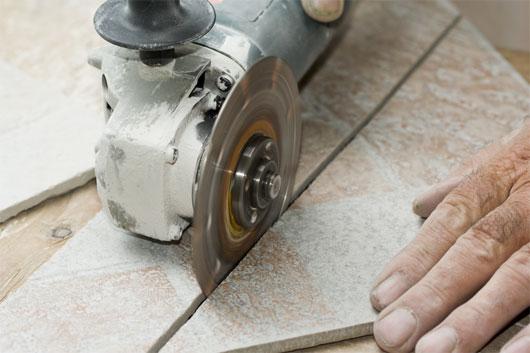 как резать керамогранитную плитку в домашних условиях