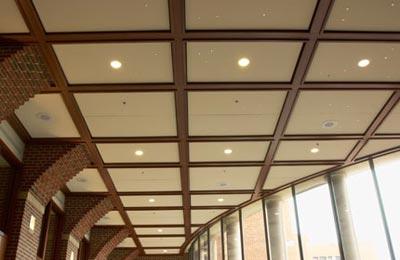 подвесные потолки фото для спальни