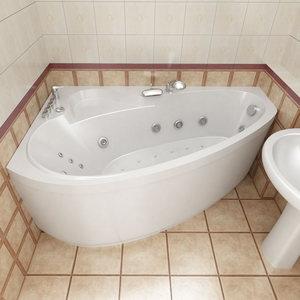 ванна угловая размеры цены