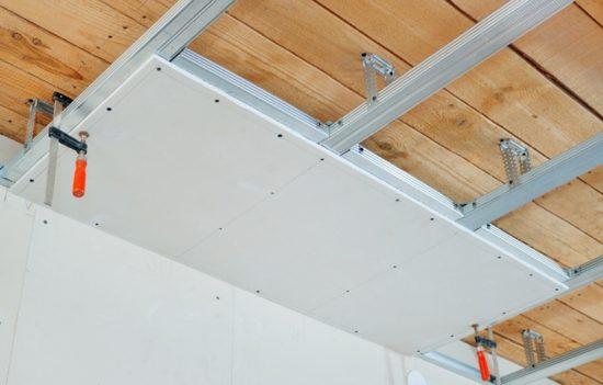 навесные потолки фото